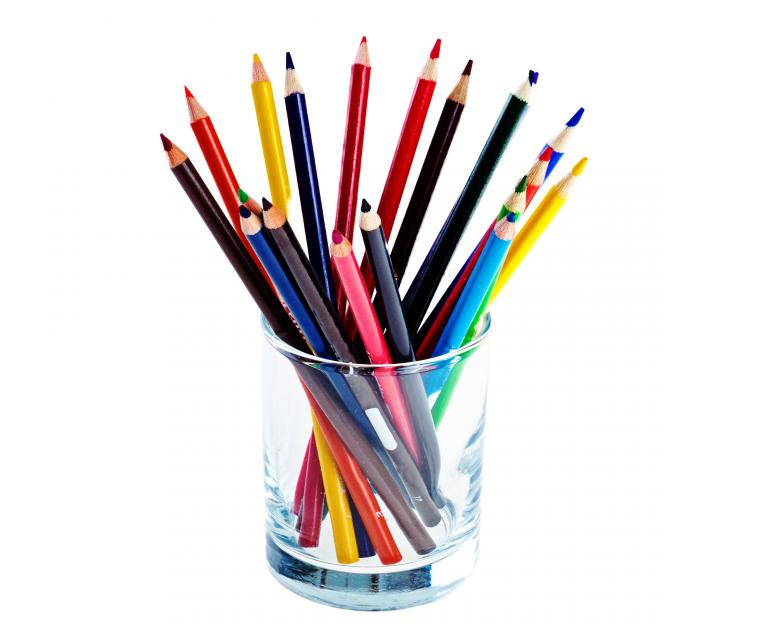 Free Stock Photo of Colored Pencil Created by Geoffrey Whiteway