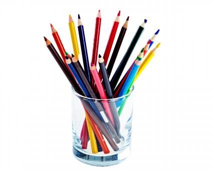 Colored Pencil - Free Stock Photo