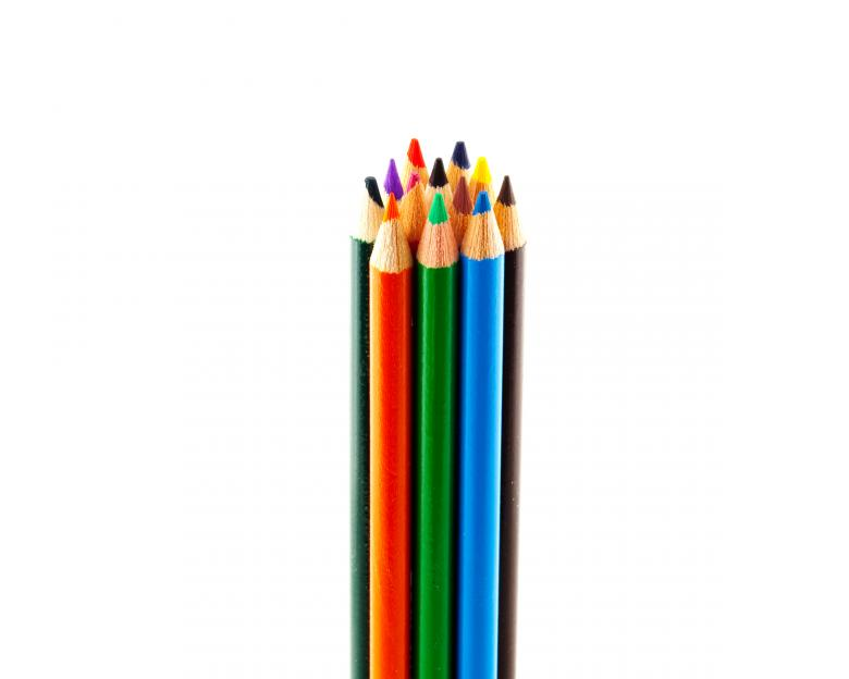Free Stock Photo of  Colored pencils Created by Geoffrey Whiteway