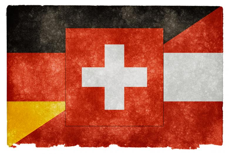 Free Stock Photo of German Language Grunge Flag Created by Nicolas Raymond