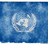 Free Photo - United Nations Grunge Flag
