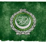 Free Photo - Arab League Grunge Flag