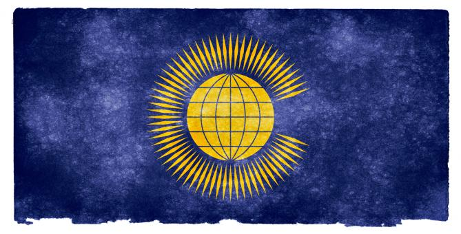 Commonwealth of Nations Grunge Flag - Free Stock Photo