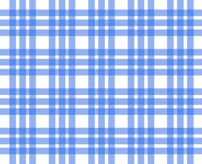 Blue and white tablecloth pattern - Free Stock Photo