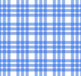 Free Photo - Blue and white tablecloth pattern