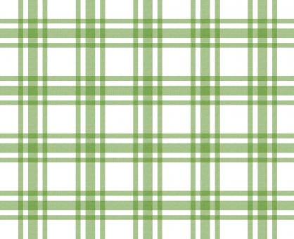 Green and white tablecloth pattern - Free Stock Photo
