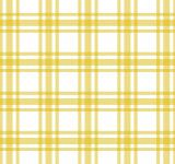 Free Photo - Yellow and white tablecloth pattern