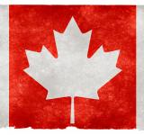 Free Photo - Canada Grunge Flag - Inverted