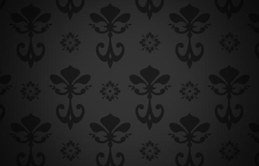 Floral wallpaper - Free Stock Photo
