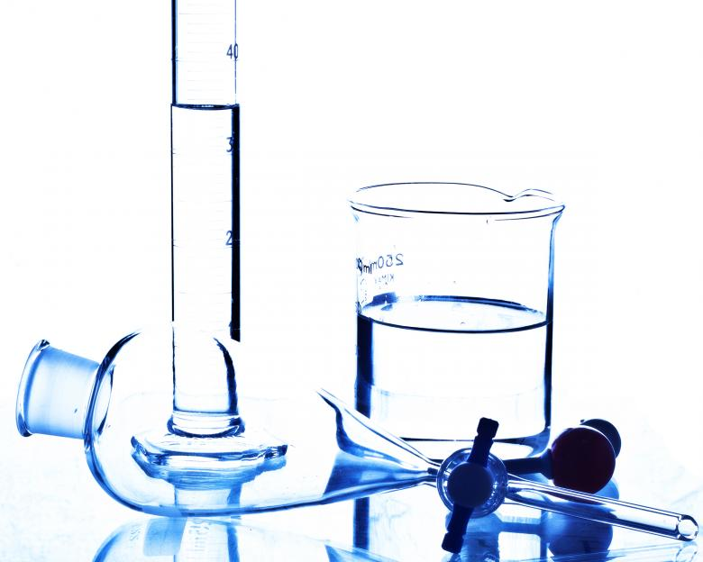 Free Stock Photo of Chemistry Created by Geoffrey Whiteway