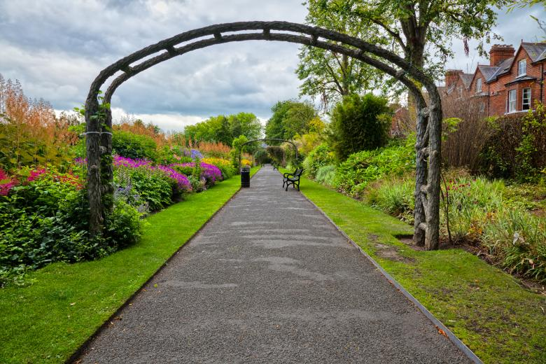 Free Stock Photo of Belfast Botanic Gardens - HDR Created by Nicolas Raymond