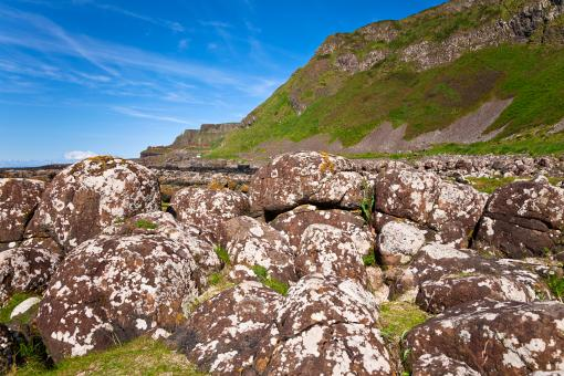 Giants Causeway - Free Stock Photo