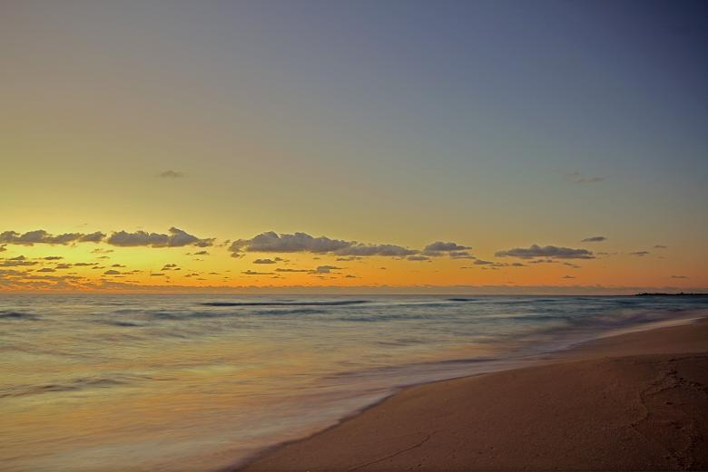Free Stock Photo of Beach at sunrise Created by Geoffrey Whiteway