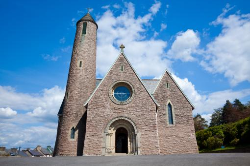 Saint Patrick Church - Free Stock Photo