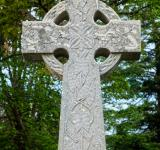 Free Photo - Donegal Cemetery Celtic Cross - HDR