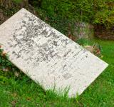 Free Photo - Tilted Tombstone - HDR
