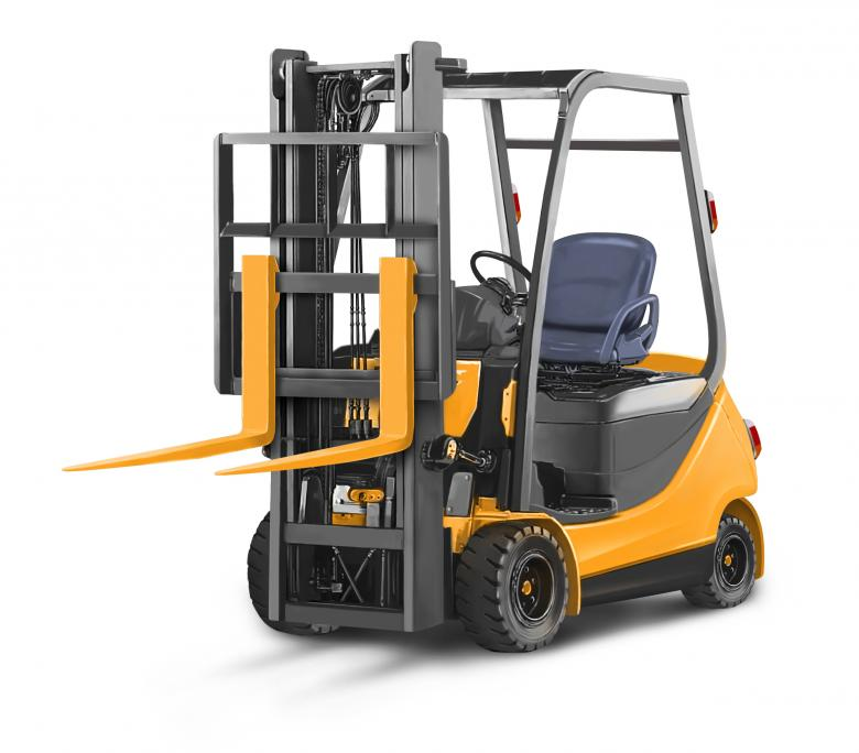 Free Stock Photo of Forklift Truck Created by Matthew P