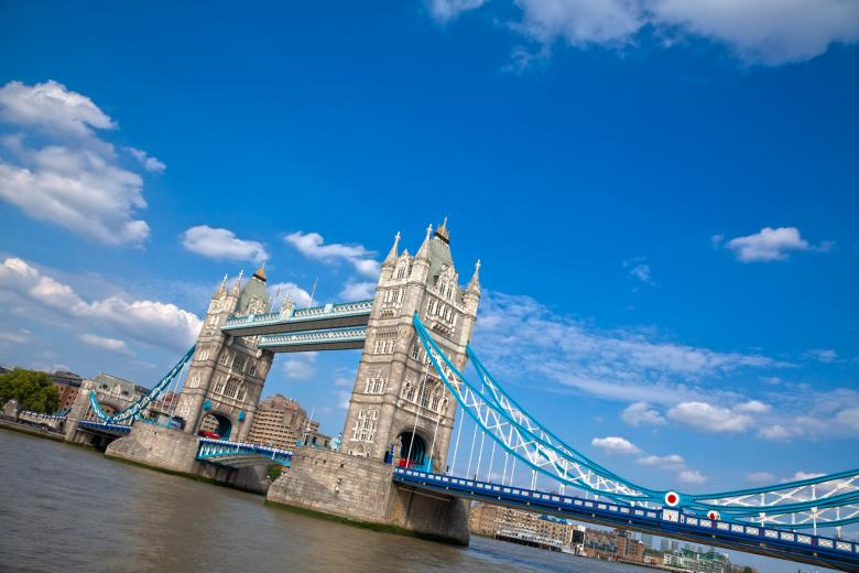 Free Stock Photo of Tower Bridge - HDR Created by Nicolas Raymond