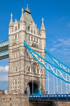 Tower Bridge - HDR - Free Stock Photo