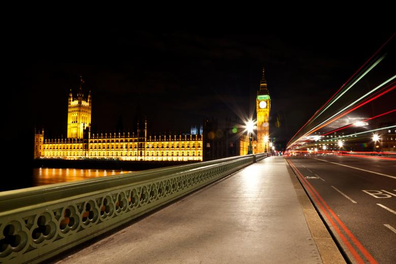 Free Stock Photo of Lights of London Created by Nicolas Raymond