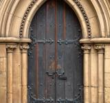 Free Photo - Chapel Door - HDR