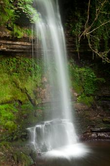 Glencar Falls - Free Stock Photo