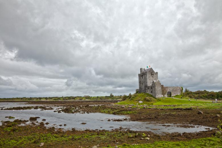 Free Stock Photo of Dunguaire Castle - HDR Created by Nicolas Raymond