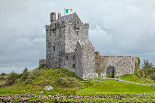 Dunguaire Castle - HDR - Free Stock Photo