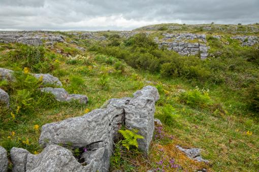 Poulnabrone Landscape - HDR - Free Stock Photo