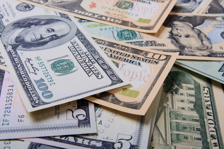 Free Stock Photo of Mix of American Dollars Created by 2happy