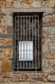Tankardstown Copper Mine Window Section  - Free Stock Photo