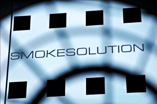 Glass design for smokesolution - Free Stock Photo