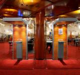 Free Photo - Smoke cabins in casinos