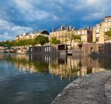 Free Photo - Nantes Riverside Scenery