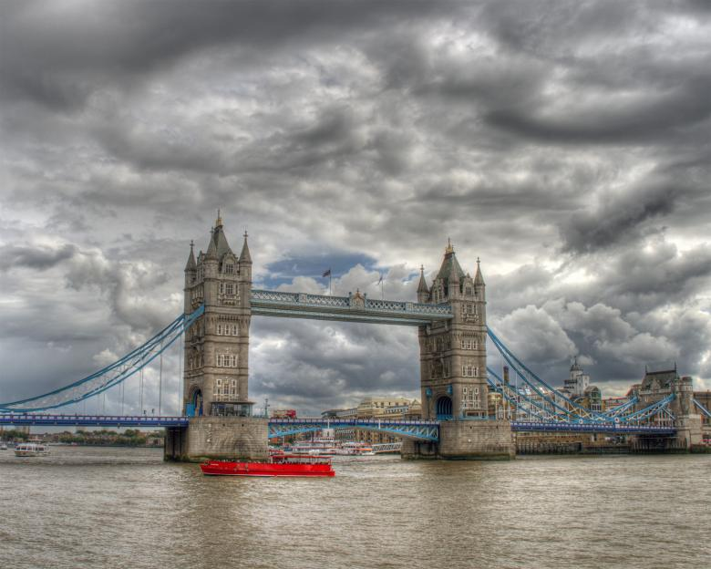 Tower Bridge Free Photo