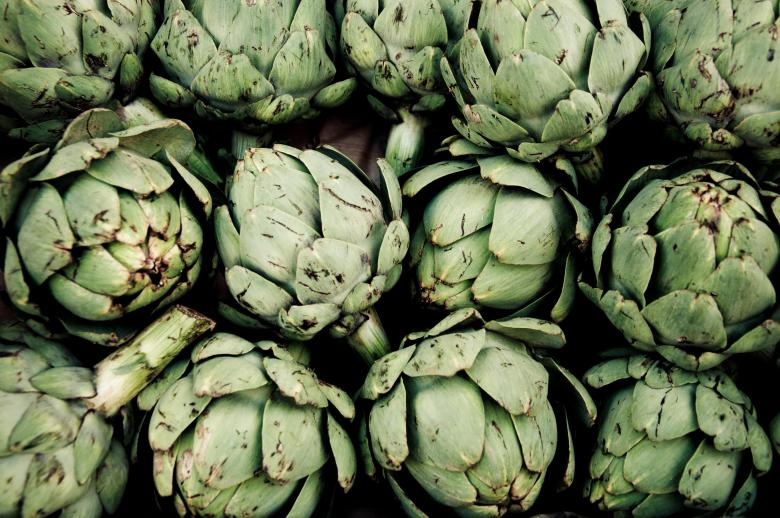 Free Stock Photo of Artichoke Created by Merelize