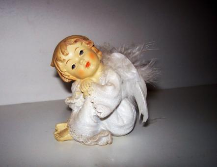 Little angel - Free Stock Photo