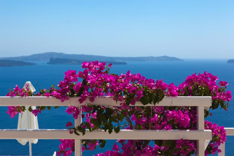 Free Stock Photo of Santorini Created by Geoffrey Whiteway
