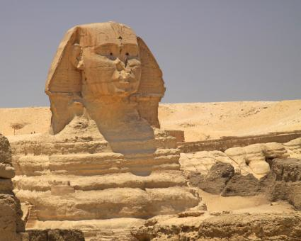 Sphinx - Free Stock Photo