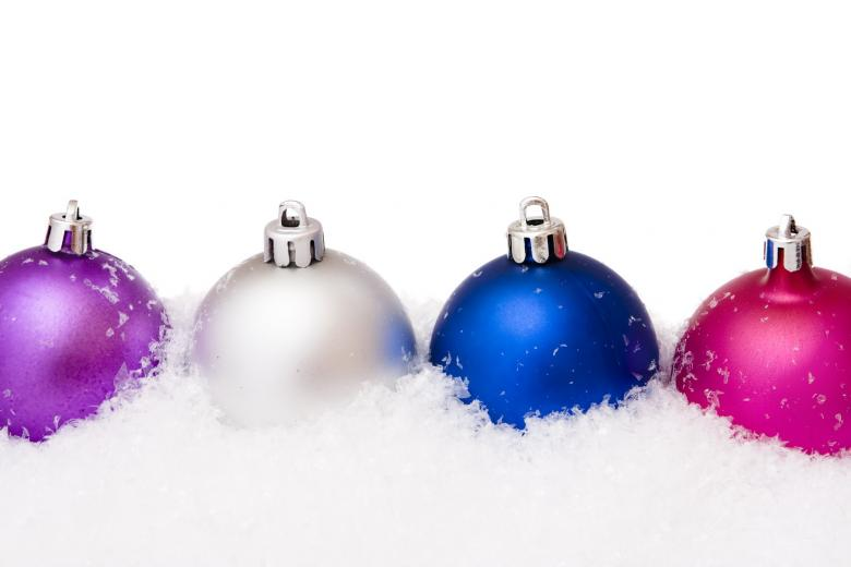 Free Stock Photo of Christmas balls Created by 2happy
