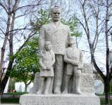 Free Photo - Pedro Aguirre Cerda monument