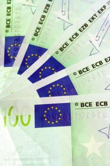 euro banknotes - Free Stock Photo