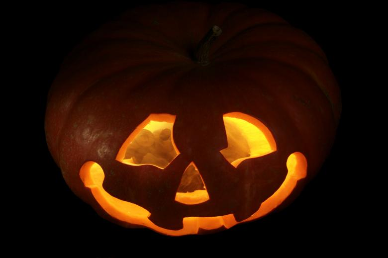 Free Stock Photo of Halloween Pumpkin Created by 2happy