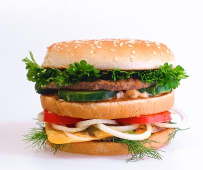 Hamburger - Free Stock Photo