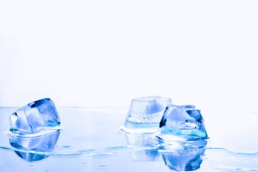 Ice Cubes - Free Stock Photo
