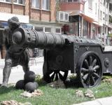 Free Photo - Monument of Turkish artillery