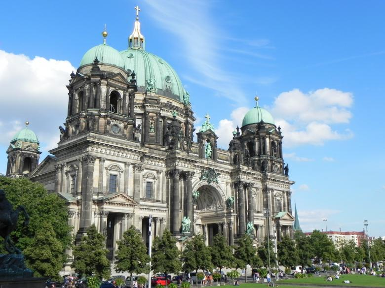 Free Stock Photo of Church in Berlin Created by Michele Prudente