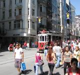 Free Photo - Old tram in Istanbul