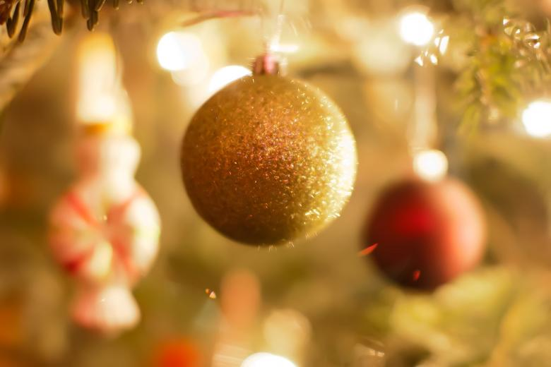 Free Stock Photo of Christmas Balls Created by agphotostock.com