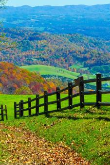 Blue ridge parkway - Free Stock Photo